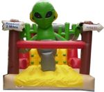 Alien Encounter Obstacle Course