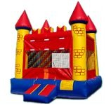 Red Castle Bounce House
